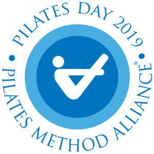 World Pilates Day Logo 2019