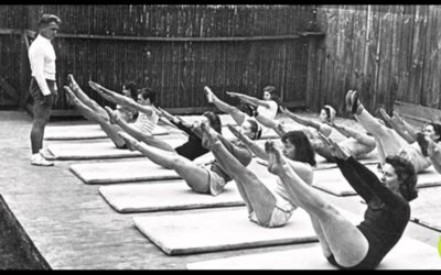 The History, Evolution and Principles of Pilates