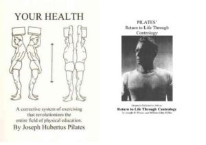 A history of Pilates - The birth of Pilates